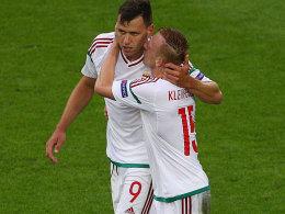 Bundesliga-Trio erfüllt Ungarn einen Traum