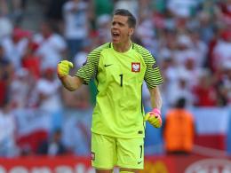 Torwart Szczesny fällt gegen Deutschland aus