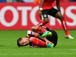 Kn�chelverletzung: Vorrunden-Aus f�r Junuzovic
