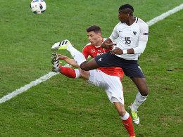 Frankreich sichert Platz 1 ab - Albanien feiert und hofft