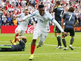 Gewinnt England, steht Deutschland im Achtelfinale