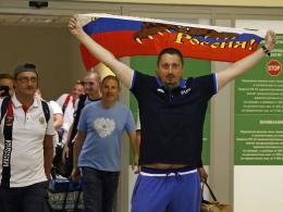 Nach Ausweisung: Russe Schprygin zur�ck in Frankreich