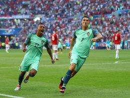 Ronaldos Rekord-Hei�hunger - Portugals traurige 19