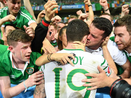 Irland feiert einen