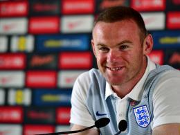 Rooney: Schutz f�r Hodgson und Rekord vor Augen