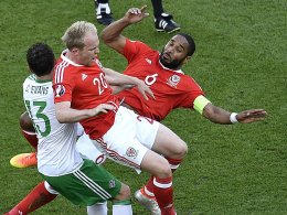 Wales bangt um Kapit�n Williams