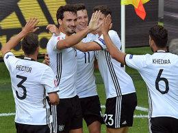 3:0 gegen die Slowakei! Deutschland souver�n weiter
