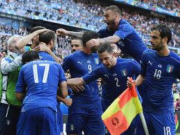 Italien entthront Spanien und trifft auf Deutschland!