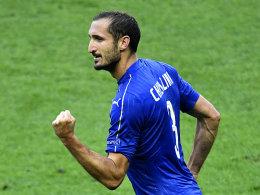 Bilder: England am Boden - Italien obenauf