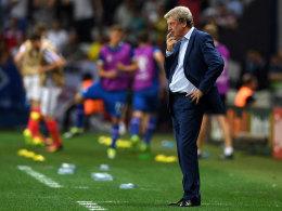 Nach historischer Pleite: Hodgson nimmt seinen Hut