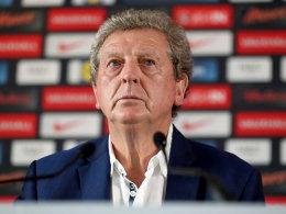 Hodgsons letzter Auftritt: