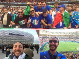 Pasquale - ein fu�ballverr�ckter Italiener in Frankreich
