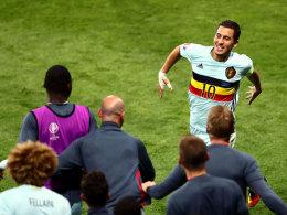 Gereiftes Genie: Hazard winkt historisches Heimspiel