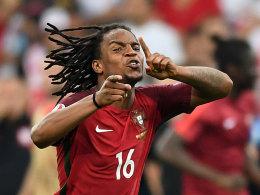 Portugal wird von Renato Sanches wiederbelebt