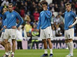 Splitter: Bale will Duell mit Kroos, UEFA keine Kinder