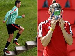 Bale vs. Ronaldo: Galaktische aus zwei Welten