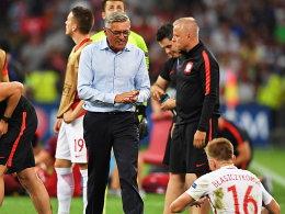Polen verl�ngert mit Coach Nawalka bis 2018