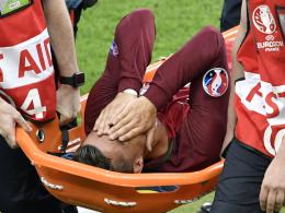 Entwarnung: Ronaldo wohl nicht schlimmer verletzt