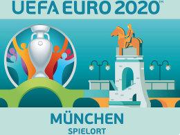EM 2020: Logo für München vorgestellt