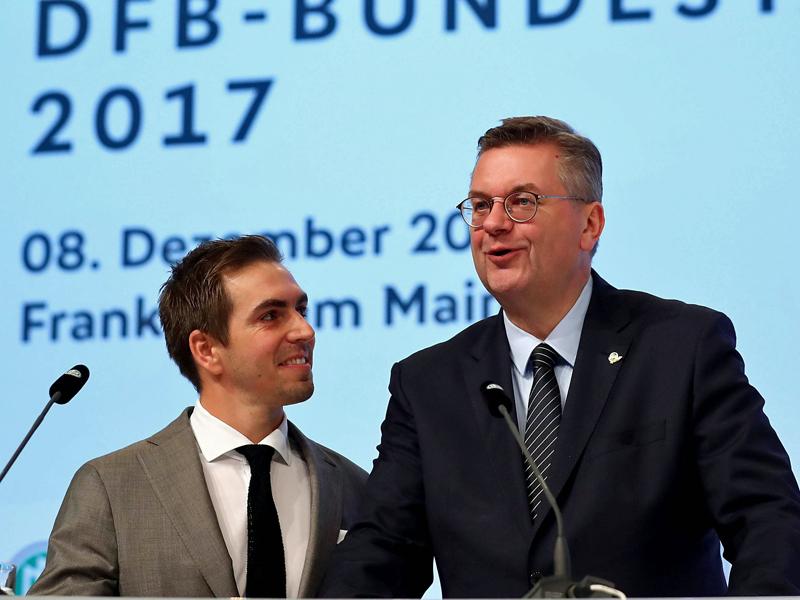 Ausrichtung der Europameisterschaft 2024: DFB Präsident Reinhard
