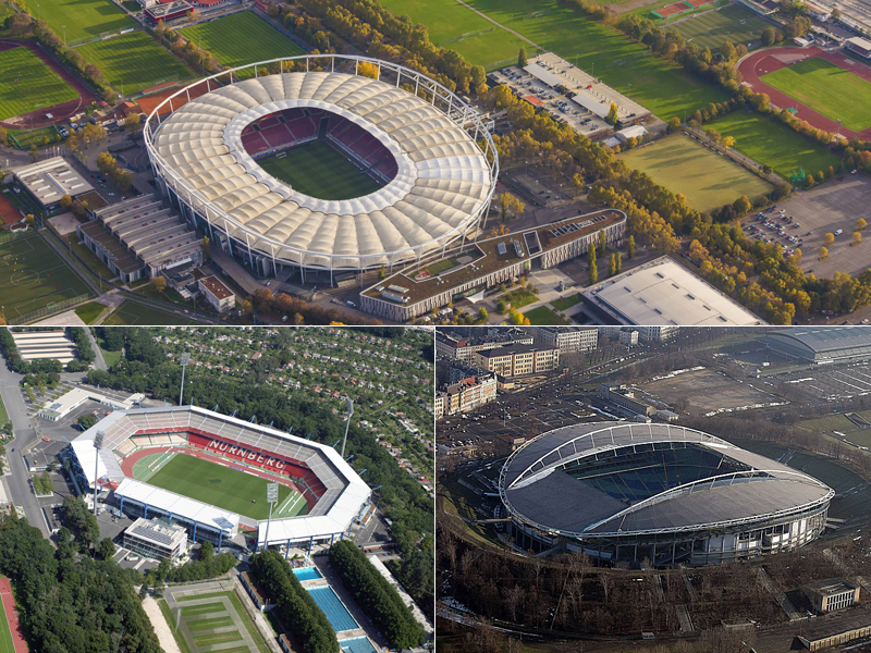 Fußball | Bewerbung für EM 2024: Stuttgart will Austragungsort werden