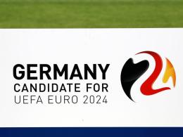 Fänden Sie eine EM 2024 in Deutschland gut?