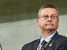 DFB-Präsident Grindel verschärft den Ton gegen die Türkei