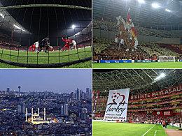 Mit diesen Stadien bewirbt sich die Türkei für die EM 2024