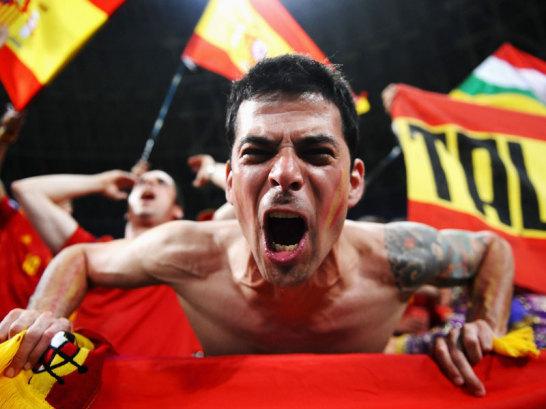 Spanischer Fan