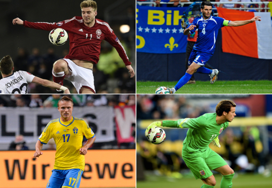 Die Deutschlandlegion�re in den Play-offs