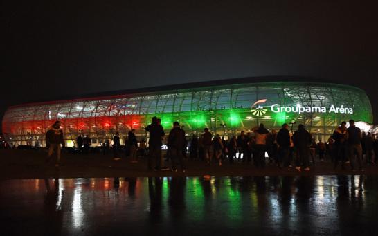 Groupama Arena, Budapest
