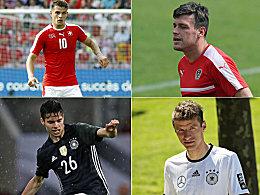 Von Garics bis M�ller: EM-Fahrer der 1. und 2. Liga
