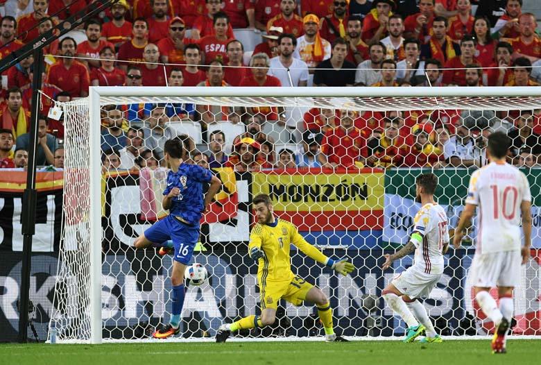 F�nf Fakten: So exotisch war Spaniens Niederlage