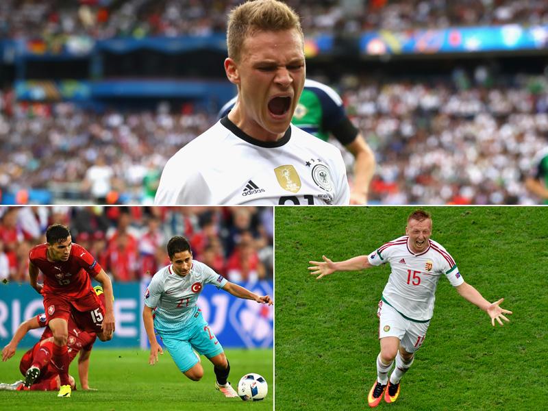 Die Tops und Flops der EM-Vorrunde 2016