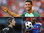 Cristiano Ronaldo & Co.