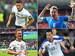 Deutschland vs. Slowakei: So wollen sie spielen