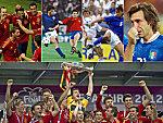 Spanien vs. Italien: Titel, Tränen und Rekorde