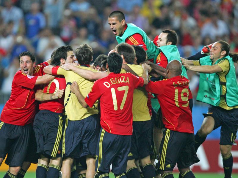Spanien vs. Italien: Titel, Tr�nen und Rekorde