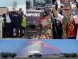 Die R�ckkehr des Europameisters in Bildern