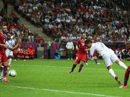 Cristiano Ronaldo (re.)