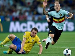 Ibrahimovics und Schwedens Vorhang f�llt