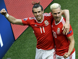 Wales dank Pechvogel McAuley im Viertelfinale
