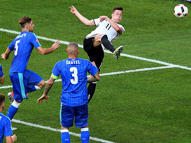 Fussball Deutschland Slowakei
