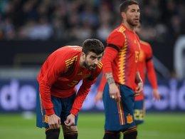 Spanischer Umbruch: Wer ersetzt Iniesta, Silva und Piqué?