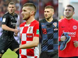 Silber zum Vergessen: Kroatiens