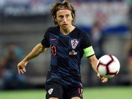 Vize-Weltmeister Kroatien in Spanien gefordert