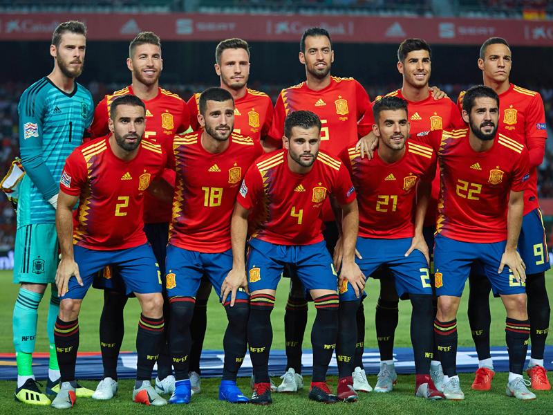 Spanien FuГџball Liga