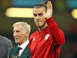 Trotz Hoffnung und Ehrung: Bale kehrt zu Real zurück