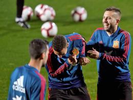 Jordi Alba stellt klar: