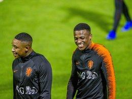 Talente um Dilrosun: Wie gut ist Oranje wirklich?